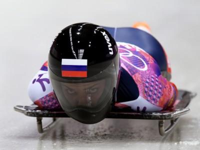 Россиянка покорила скелетон