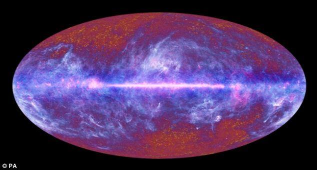 Ученый предъявляет претензии к Теории Большого Взрыва