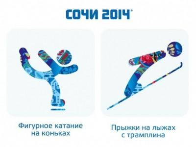Юные спортсмены  на Олимпиаде в Сочи