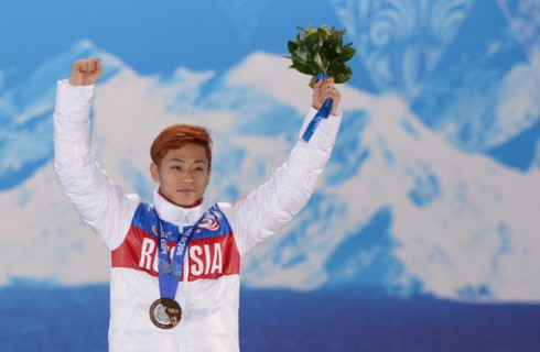 Сочи-2014: понедельник принес России две медали
