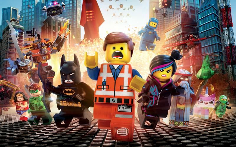 «Лего. Фильм» появился в российском прокате