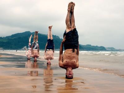 Избежать болей в спине поможет йога