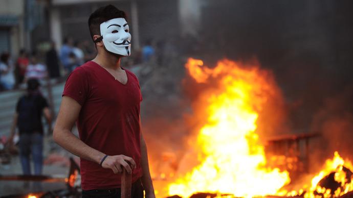 В Турции запретили Интернет