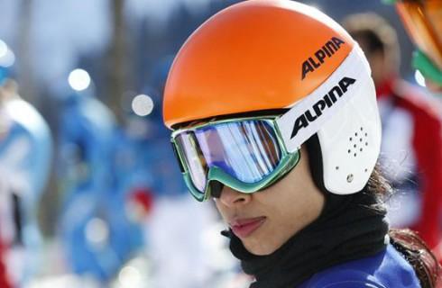 Ванесса Мэй выступила на сочинской Олимпиаде