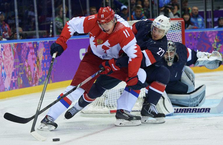 Владимир Путин верит в победу российской хоккейной сборной