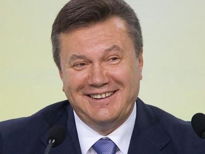 Волнения в Украине. Виктор Янукович