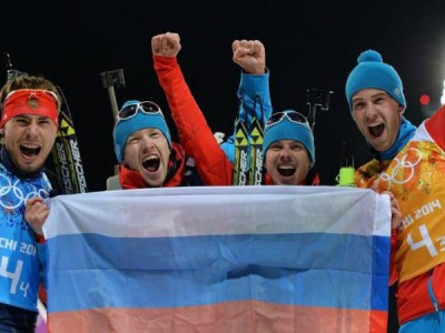 Рекорд по числу медалей принесли биатлонисты