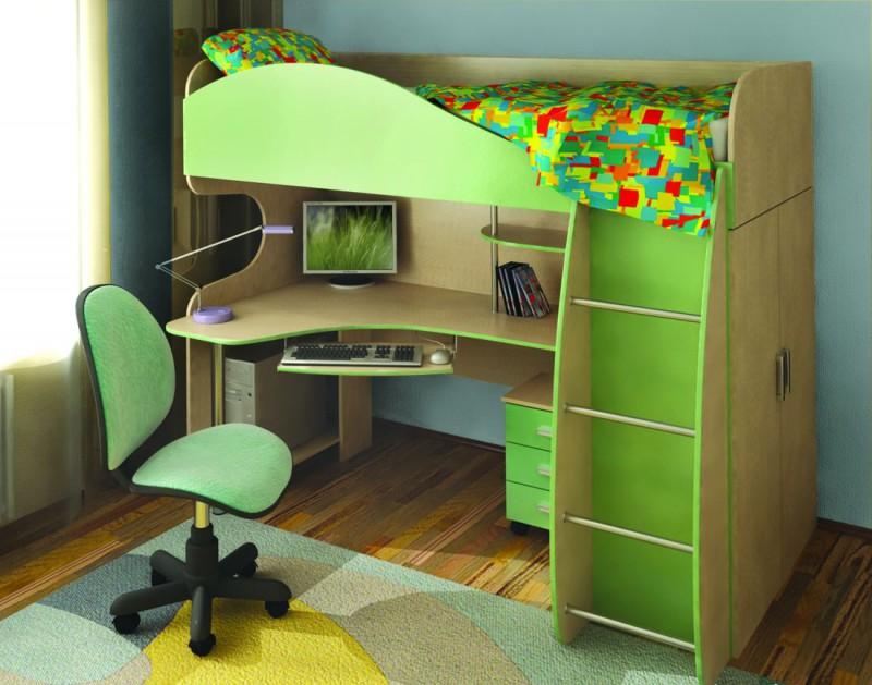 Требования к детской мебели