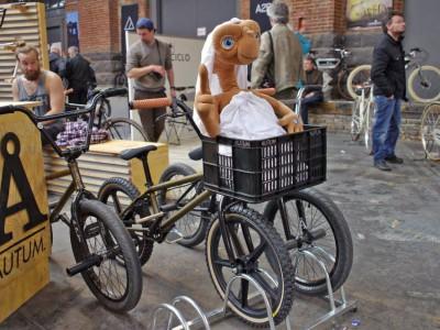 Выставка велосипедов в Берлине
