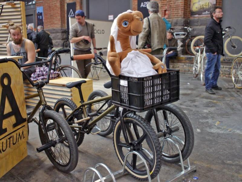 Мекка для велосипедных хипстеров