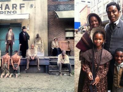 Кадр из к/ф «12 лет рабства»