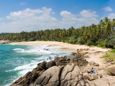 Остров Шри-Ланки