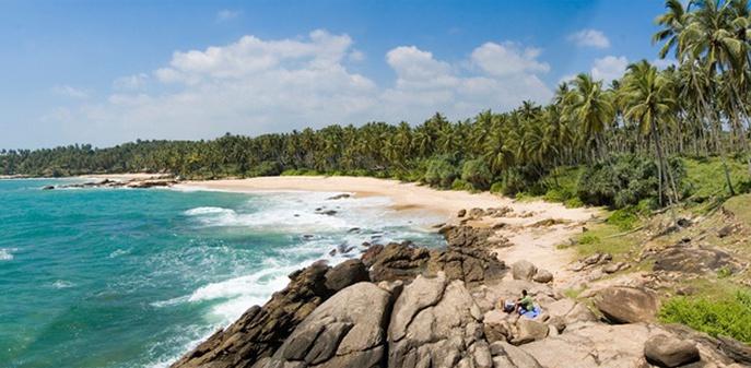 Самые лучшие пляжи Шри-Ланки