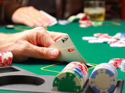 Абсурдное имя после игры в покер