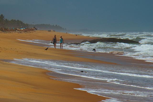 Пляж Аругам