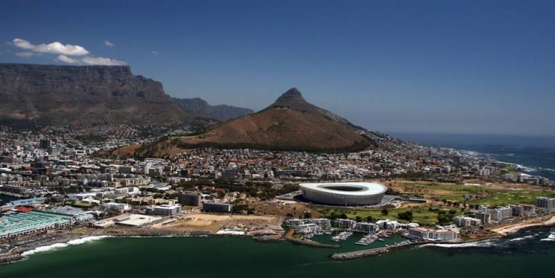 Великолепные пейзажи далекой и прекрасной Южной Африки