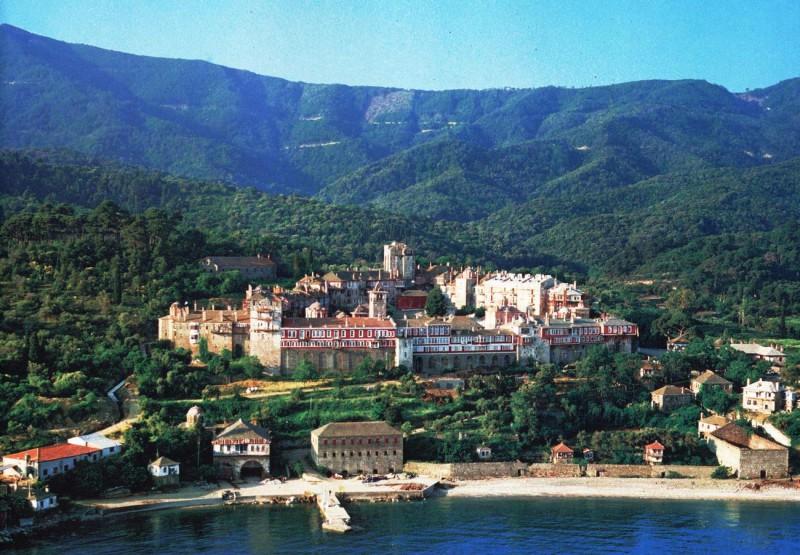 Святой Афон – паломничество для души от компании Mouzenidis Travel