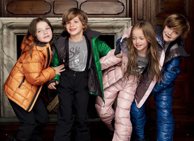 Модная одежда для любимых детей