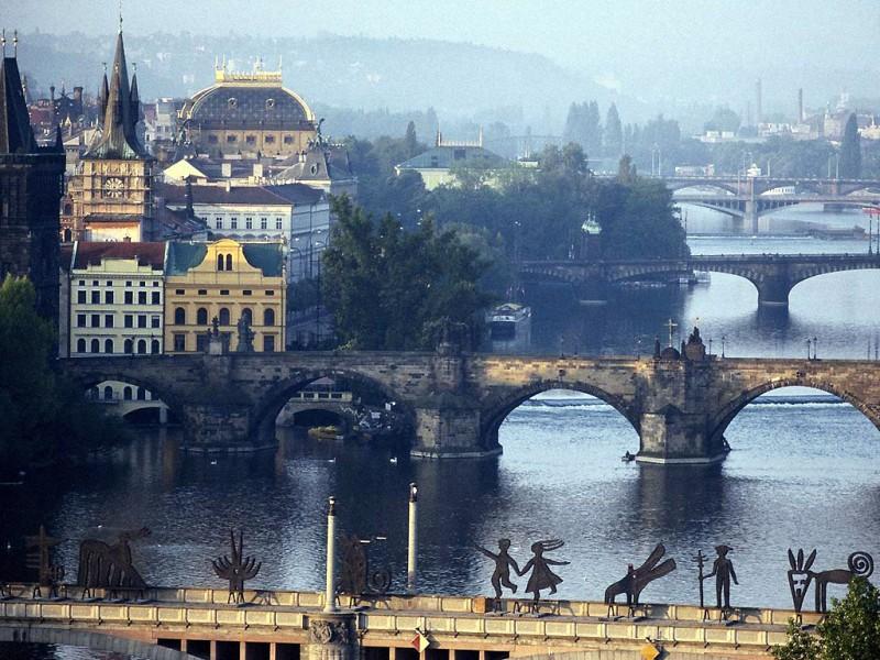 Курорты для оздоровления и лечения в Чехии