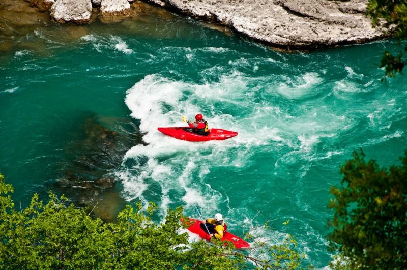 Рафтинг на Алтае и в Карелии – самый позитивный и доступный отдых