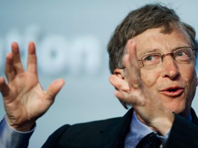 Билл Гейтс самый богатый человек на планете