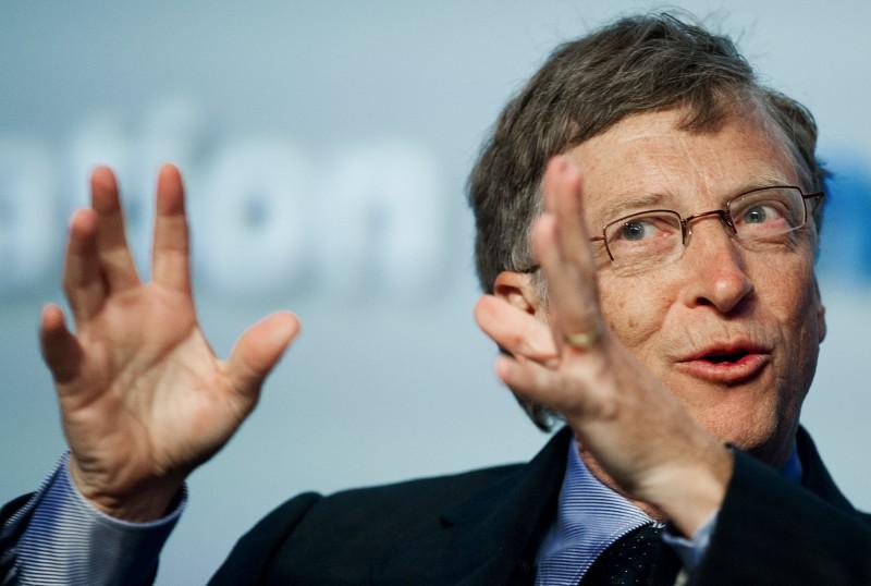 Билл Гейтс снова всех опередил