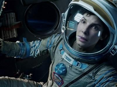 Оскар-2014: Кадр из фильма «Гравитация»