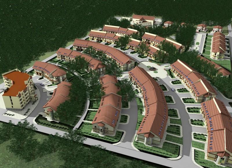 Особенности таунхаусов, как нового типа жилья