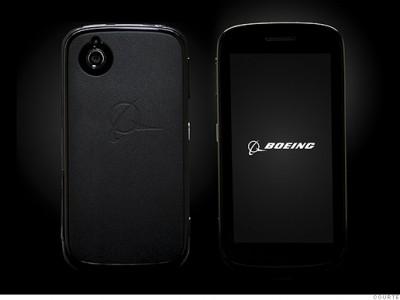 Сверхзащищенный смартфон Черный Боинг