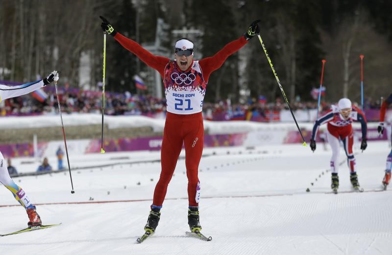Одежда медалистов Игр-2014 ушла с молотка