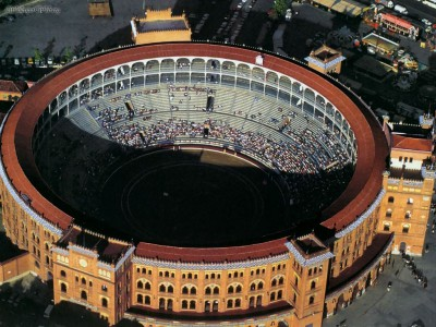 Европейские города: арена Лас-Вентас