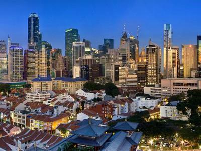 Самый дорогой город — Сингапур