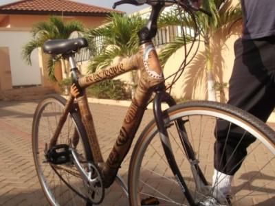 Бамбуковые велосипеды снова в моде
