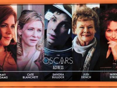 Лучшие актрисы за всю историю «Оскар»