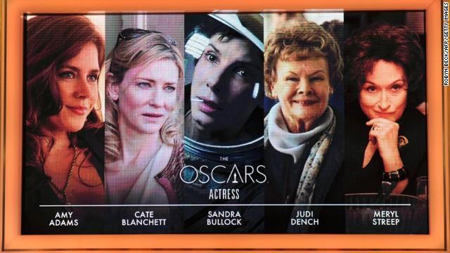 Лучшие актрисы за всю историю «Оскара»
