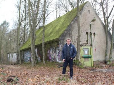 Старые бункеры: бункер Гизела