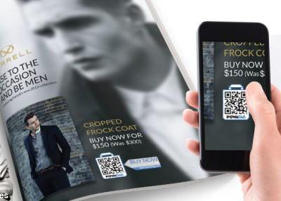 Покупать с помощью смартфона теперь легко