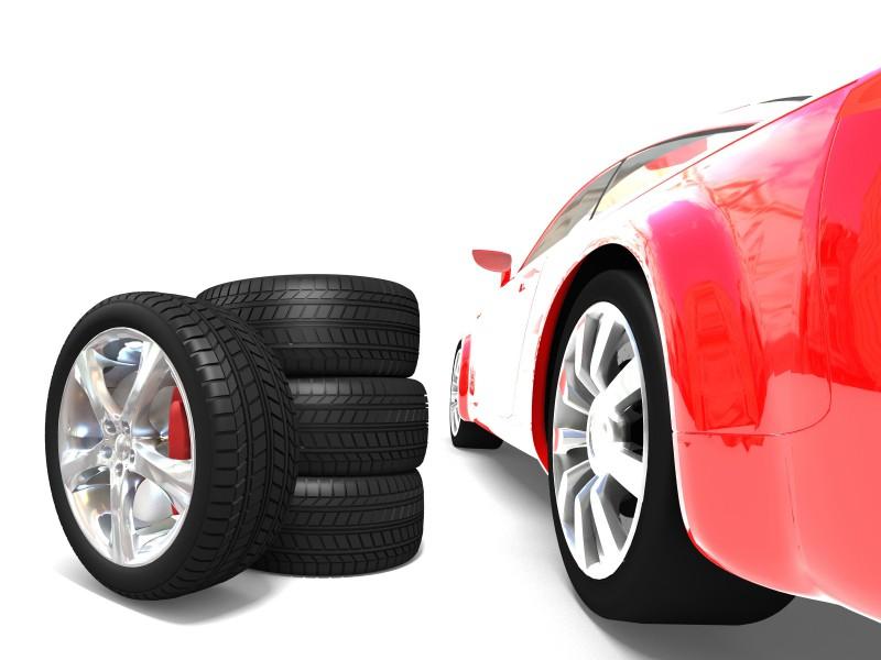 Покупаем летние шины для автомобиля