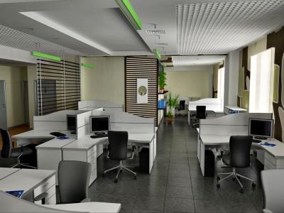 Осуществляем ремонт в офисе