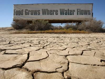 Развитию инноваций способствует засуха в Калифорнии
