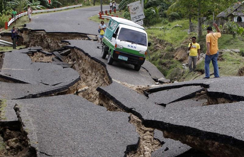 Как мука связана с землетрясением