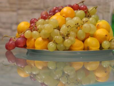 Летняя торговля фруктами