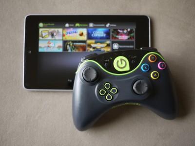 Игровая консоль от Google будет создана Green Throttle Games