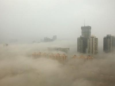 Проблему смога в Китае решат дроны