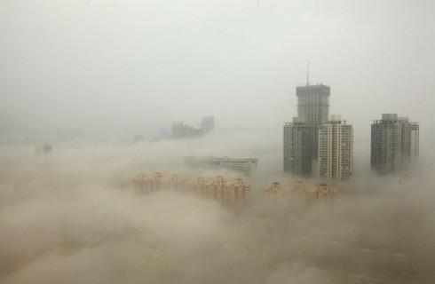 Дронов направят на борьбу со смогом
