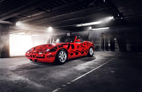 Удивительная серия Art Car