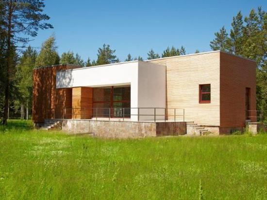 В Ленинградской области активизируется строительство коттеджей