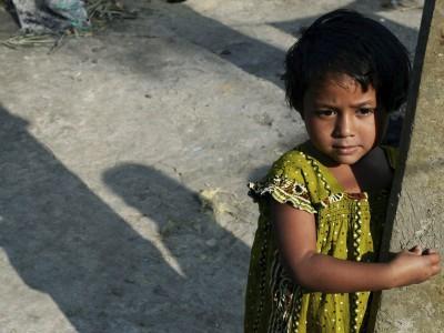 Полиомиелита в Индии больше нет. Рукшар Хатун теперь здорова
