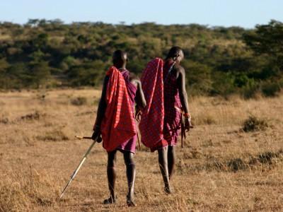 Дети в Кении прозябают без присмотра взрослых