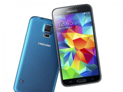 Mobile World Congress: Samsung Galaxy S5